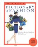 Cover of: The Fairchild dictionary of fashion by Charlotte Mankey Calasibetta