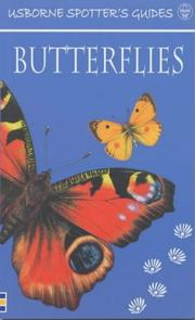 Cover of: Butterflies | George E. Hyde