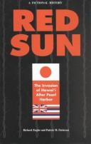 Cover of: Red sun | Ziegler, Richard