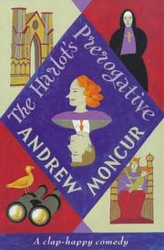 Cover of: The Harlot's Prerogative | Andrew Moncur