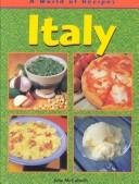 Cover of: Italy (World of Recipes) by Julie McCulloch