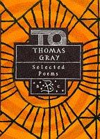 Cover of: Selected Poems of Thomas Gray (Bloomsbury Poetry Classics) | Thomas Gray