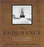 Cover of: The Endurance | Caroline Alexander