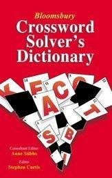 Cover of: Bloomsbury Crossword Solver's Dictionary | Anne Stibbs