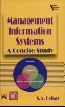 Cover of: Management Information Systems | S.A. Kelkar