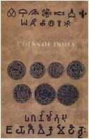 Cover of: Coins of India | C. J. Brown