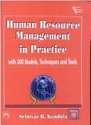 Cover of: Human Resource Management in Practice | Srinivas R. Kandula