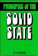 Cover of: Principles of Solid State | KEER
