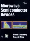 Cover of: Microwave Semiconductor Devices | Roy Mitra