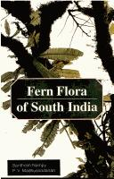 Cover of: Fern Flora of South India | Santosh P.V. Nampy