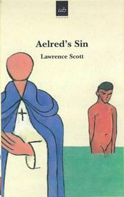 Cover of: Aelred's sin | Lawrence Scott