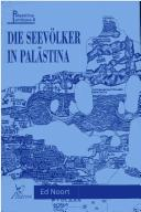 Cover of: Die Seevölker in Palästina | Edward Noort