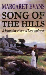 Cover of: Song of the Hills by Anne Melville