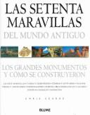 Cover of: Las setenta maravillas del mundo antiguo | Chris Scarre