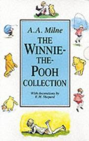 Cover of: Boxed Pooh Gift Set | A. A. Milne