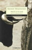 Cover of: Muerte En La Tarde / Death in the Afternoon by Ernest Hemingway