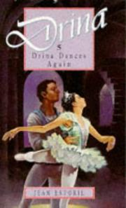 Cover of: Drina Dances Again by Jean Estoril