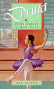 Cover of: Drina Dances in New York (Drina Books) by Jean Estoril