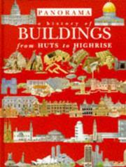 Cover of: History of Buildings From Hut to Highris (Panorama) | Fiona MacDonald