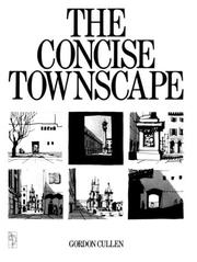 Cover of: The concise townscape | Gordon Cullen