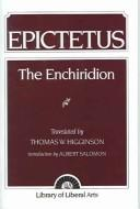 Cover of: The Enchiridion (The Library of Liberal Arts, 8) by Epictetus