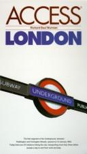Cover of: London Access (Access Guides) | Richard Saul Wurman