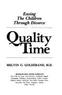 Cover of: Quality Time by Melvin, M.D. Goldzband