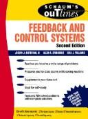 Cover of: Schaum's Outline of Feedback and Control Systems by Joseph Distefano