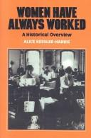 Cover of: Women Have Always Worked | Harris