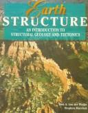 Cover of: Earth Structures by Pluijm van der