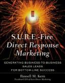 Cover of: S.U.R.E.-Fire Direct Response Advertising by Russell Kern
