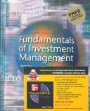 Cover of: Fundamentals of Investment Management (McGraw-Hill/Irwin Series in Finance, Insurance, and Real Est) | Joel H. Spring
