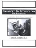 Cover of: Enhanced by Technology, Not Diminished by Diane Howard