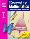 Cover of: Everyday Mathematics by WrightGroup/McGraw-Hill