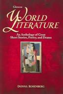 Cover of: World Literature: | Donna Rosenberg