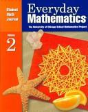 Cover of: Everyday Mathematics Student Reference Book | Vell