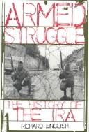Cover of: Armed Struggle | Richard English