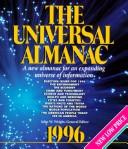Cover of: The Universal Almanac 1996 (Universal Almanac) | John W. Wright