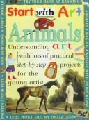 Cover of: Animals (Start with Art) | Sue Lacey
