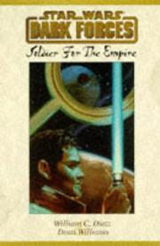 "Cover of: ""Star Wars"" Graphic Story Album by William C. Dietz"