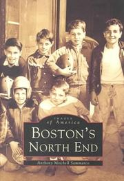 Cover of: Boston's North End | Anthony Mitchell Sammarco