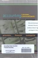 Cover of: Accounting Career Consultant | Charles Davis