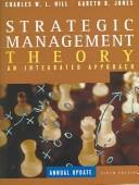 Cover of: Strategic Management Theory | Gareth R. Jones