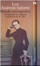 Cover of: Mirada Retrospectiva by Lou Andreas Salome