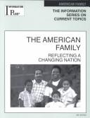 Cover of: The American Family by Linda Regensburger