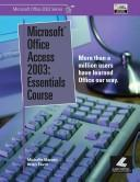Cover of: Microsoft Office Access 2003 | Michelle Marotti