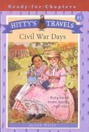 Cover of: Hitty's Travels | Ellen Weiss