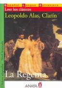 Cover of: La Regenta / The Regent's Wife | Leopoldo Alas