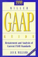Cover of: 1999 Miller Gaap Guide | Jan Williams