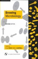 Cover of: Brewing Microbiology | F. G. Priest
